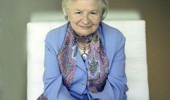 P.D. James (Baroness James of Holland Park OBE JP)