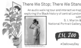 'There We Stop; There We Stand': Exploring London's Black cultural heritage with S. I. Martin