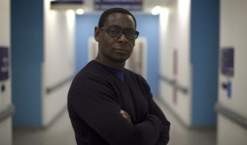 Literature Matters: RSL 200 – David Harewood and Gary Younge